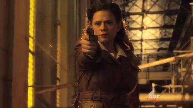 Agent Carter - saison 1 Teaser VO