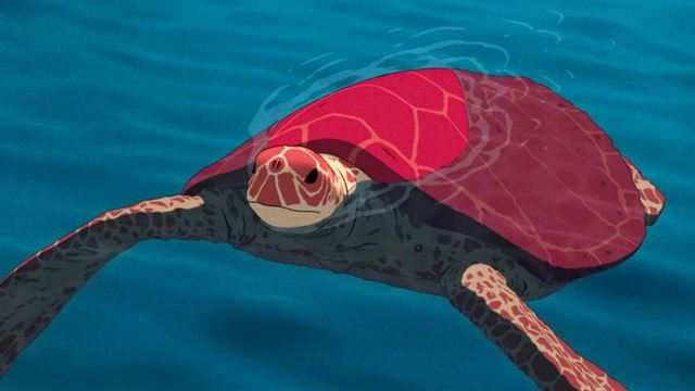 Αποτέλεσμα εικόνας για La tortue rouge