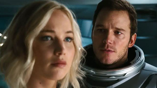 Passengers Bande-annonce VO
