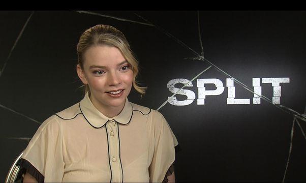 Split : Anya Taylor-Joy parle de son rôle dans le nouveau film de M. Night Shyamalan
