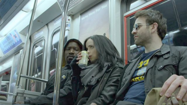 The Defenders - saison 1 Bande-annonce VO