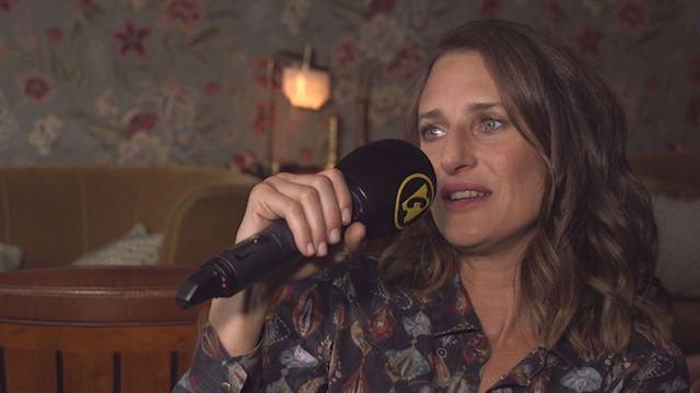 Interview Camille Cottin - Dix Pour Cent - Saison 3