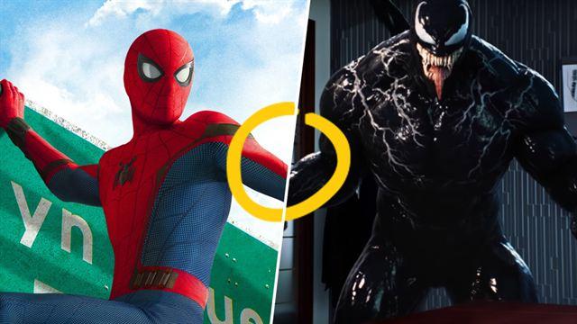 Faux Raccord N°256 - Les gaffes et erreurs de Spider-Man & Venom