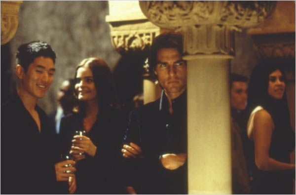 Mission: Impossible II : Photo John Woo, Tom Cruise