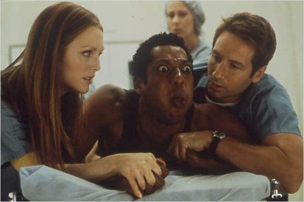Evolution : Photo David Duchovny, Ivan Reitman, Julianne Moore, Orlando Jones
