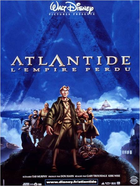 [MULTI] Atlantide, l'empire perdu [DVDRiP] [FRENCH] [AC3]
