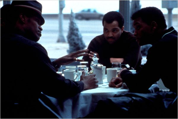 Ali : Photo Jamie Foxx, Jeffrey Wright, Michael Mann, Will Smith