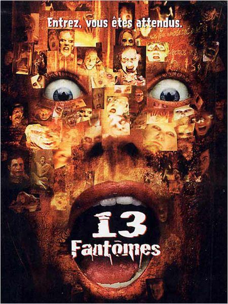 13 fantômes : affiche Steve Beck