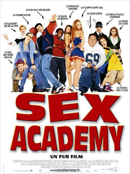 Sex academy Streaming Film