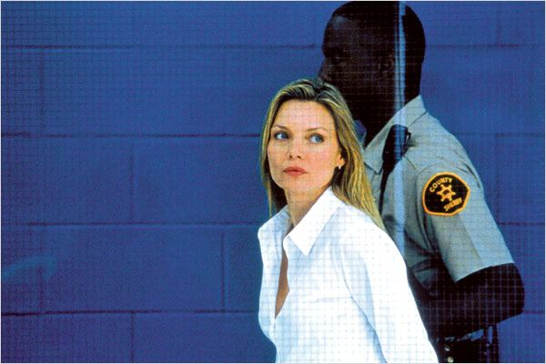 Laurier blanc : photo Michelle Pfeiffer, Peter Kosminsky