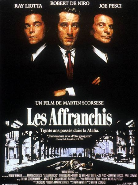 Les Affranchis [Multilangues] [BluRay 720p]