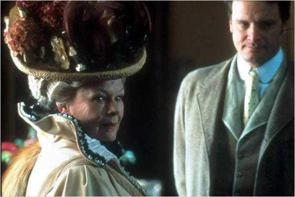 L'Importance d'être constant : photo Colin Firth, Judi Dench