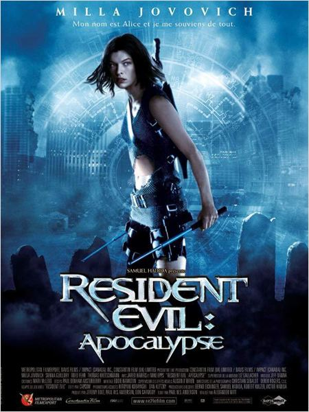 Resident Evil : Apocalypse : affiche