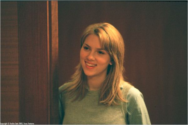 Lost in Translation : Photo Scarlett Johansson, Sofia Coppola
