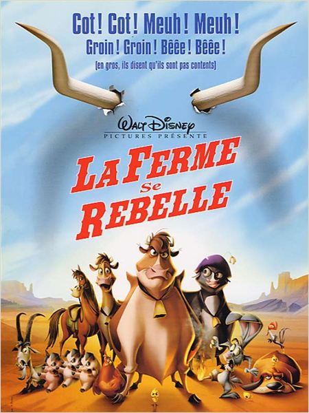 [MULTI] La Ferme se rebelle [DVDRiP] [FRENCH]