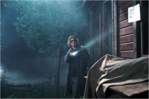 Photo de johnny depp dans le film fen tre secr te photo for Fenetre secrete