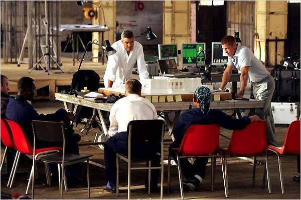 Ocean's Twelve : Photo Brad Pitt, Don Cheadle, George Clooney