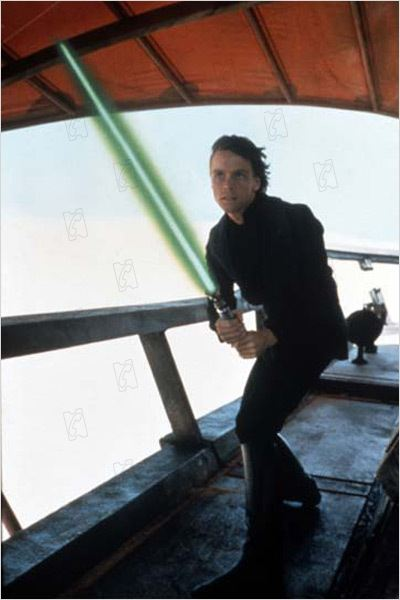 Star Wars : Episode VI - Le Retour du Jedi : photo George Lucas, Mark Hamill, Richard Marquand