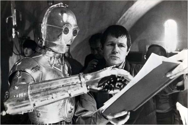 Star Wars : Episode VI - Le Retour du Jedi : Photo Anthony Daniels, Richard Marquand