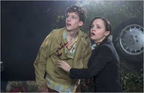 Cursed : Photo Christina Ricci, Jesse Eisenberg, Wes Craven