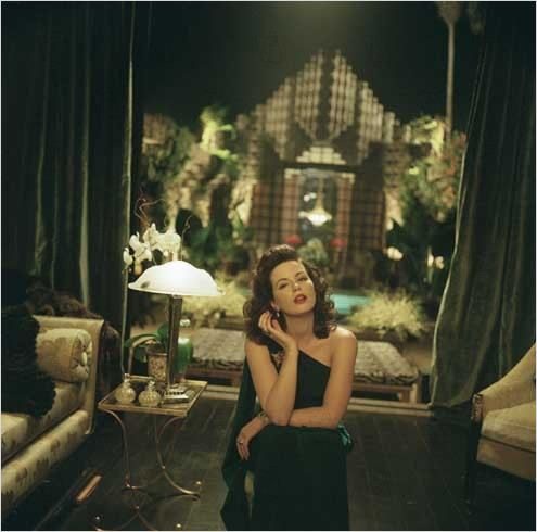 Aviator : photo Kate Beckinsale, Martin Scorsese