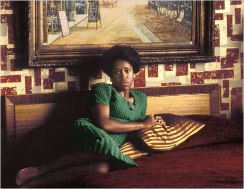 Ray : Photo Regina King, Taylor Hackford