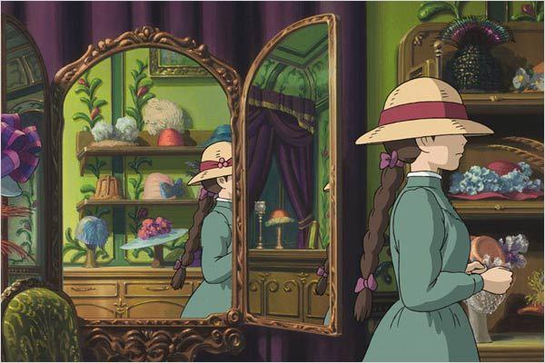 Le Château ambulant : Photo Hayao Miyazaki