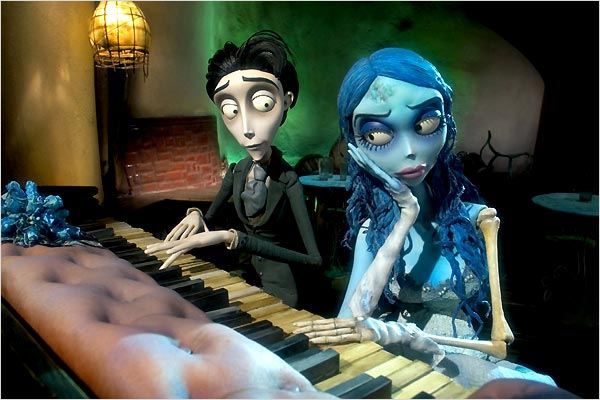 Les Noces fun&#232;bres : photo Mike Johnson, Tim Burton