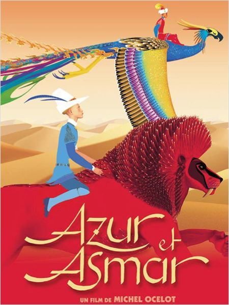 Azur Et Asmar (2006) [FRENCH] [BRRiP] XviD AC3-S V