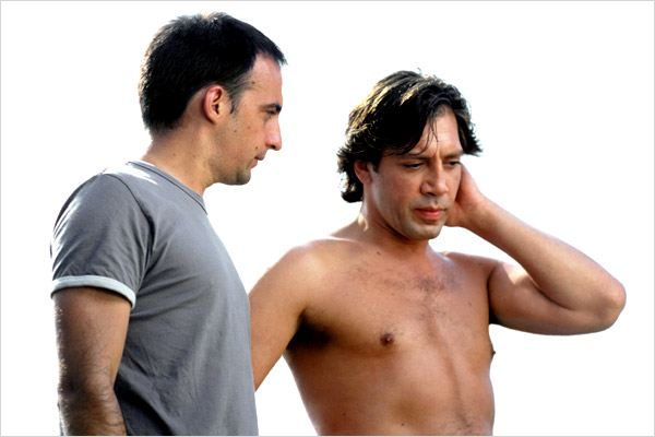 Mar adentro : photo Alejandro Amenábar, Javier Bardem