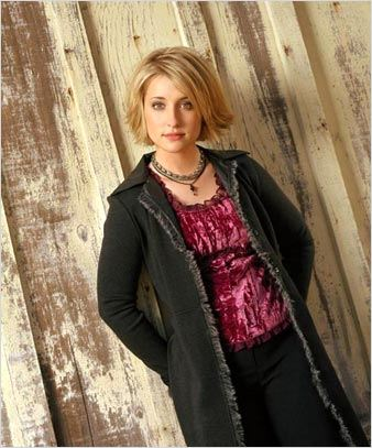 Smallville : photo Allison Mack