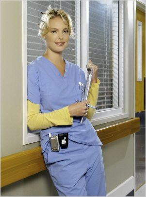 Grey's Anatomy : photo Katherine Heigl