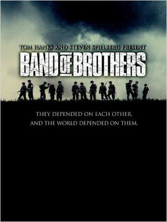 affiche Fr�res d'Armes (Band of Brothers)