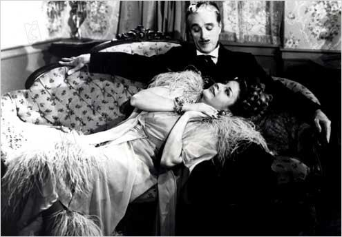 Monsieur Verdoux : Photo Charles Chaplin, Martha Raye
