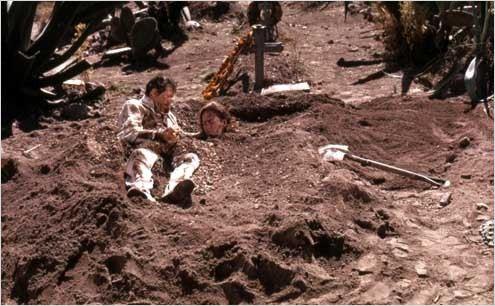 Apportez-moi la tête d'Alfredo Garcia : Photo Isela Vega, Sam Peckinpah, Warren Oates