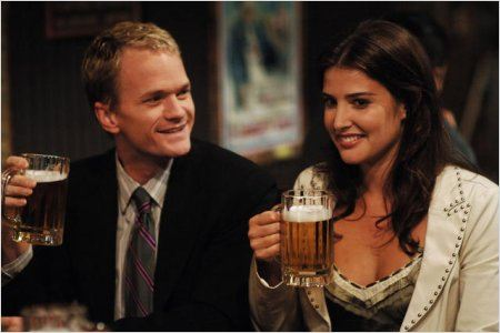 How I Met Your Mother : photo Cobie Smulders, Neil Patrick Harris