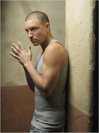 Prison Break : photo Lane Garrison