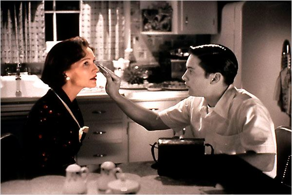 Pleasantville : Photo Gary Ross, Joan Allen, Tobey Maguire
