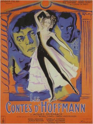 Les Contes d'Hoffmann : Affiche