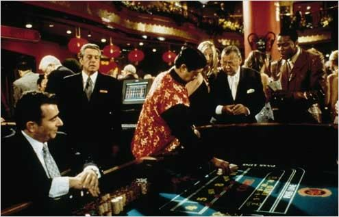 Rush Hour 2 : photo Brett Ratner, Chris Tucker, Jackie Chan