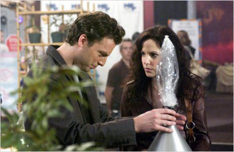 Weeds : Photo Justin Kirk, Mary-Louise Parker