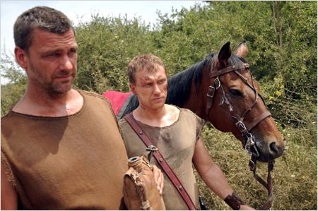 Rome : photo Kevin McKidd, Ray Stevenson