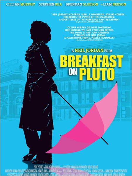 Breakfast on Pluto : affiche Cillian Murphy, Neil Jordan