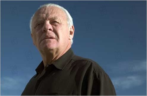 Burt Munro : Photo Anthony Hopkins