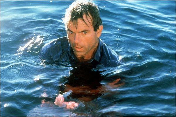 Calme Blanc : Photo Phillip Noyce, Sam Neill