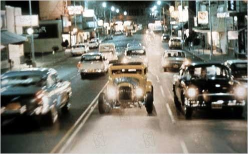 American Graffiti : Photo Cindy Williams, Paul Le Mat, Ron Howard