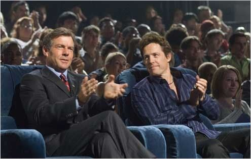 American Dreamz : photo Dennis Quaid, Hugh Grant, Paul Weitz