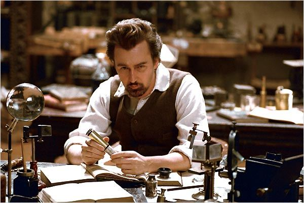 L'Illusionniste : photo Edward Norton, Neil Burger