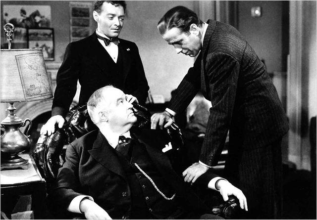 Le Faucon maltais : Photo Humphrey Bogart, John Huston
