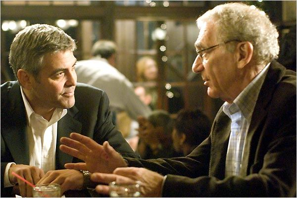Michael Clayton : photo George Clooney, Sydney Pollack, Tony Gilroy